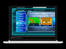 Ejercicios terapia visual por ordenador